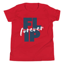Load image into Gallery viewer, Flip Forever Youth Short Sleeve T-Shirt