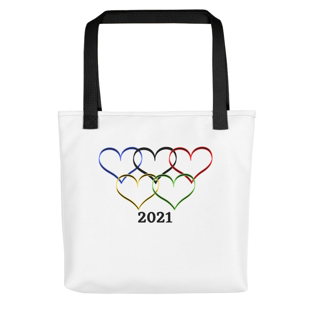 Olympic 2021 Tote bag