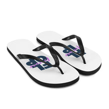 Load image into Gallery viewer, Flip Flop Forever Gymnastics Flip-Flops