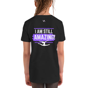 I am amazing! Youth Short Sleeve T-Shirt
