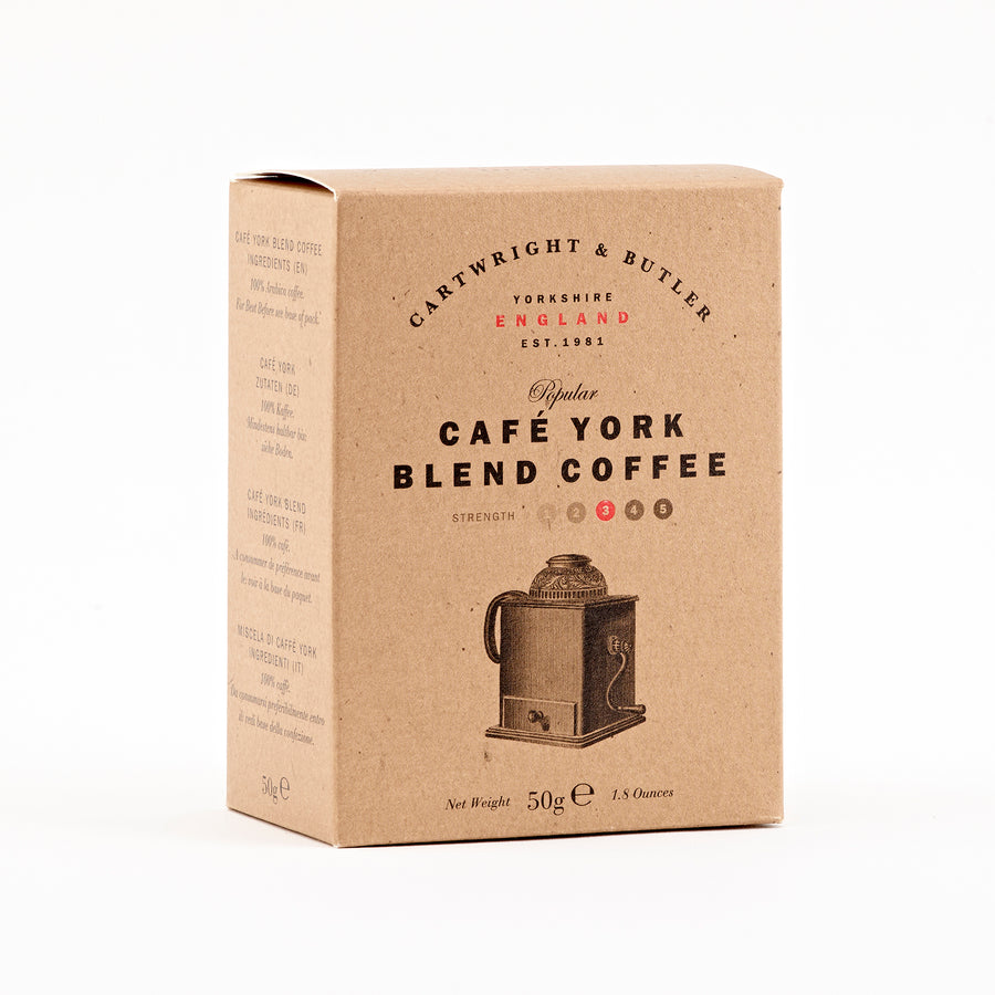 Cafe York Blend Ground Coffee