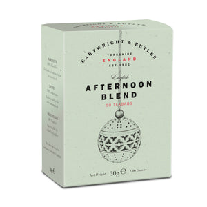 10 English Afternoon Blend Teabags