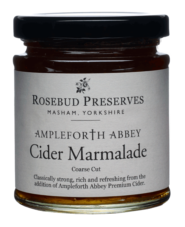 Ampleforth Abbey Cider Marmalade