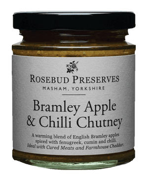 Bramley Apple & Chilli Chutney