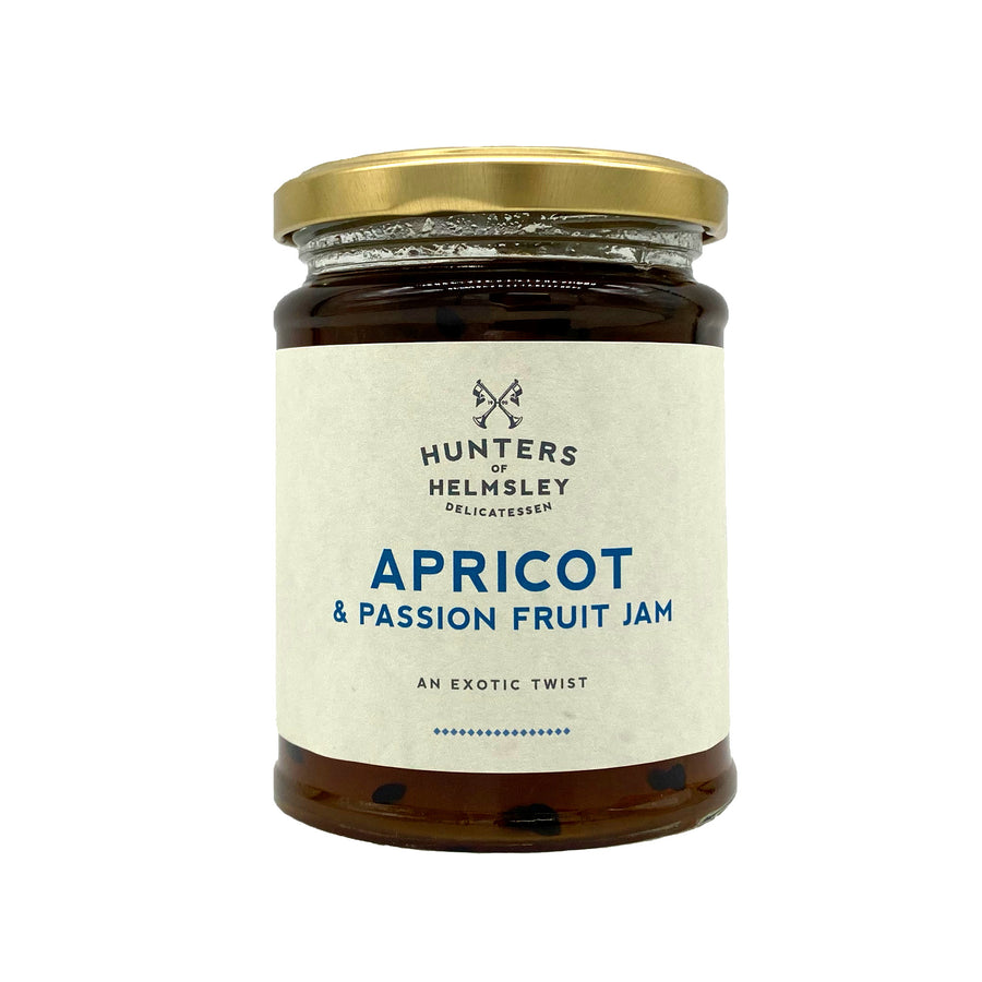 Apricot & Passion Fruit Jam