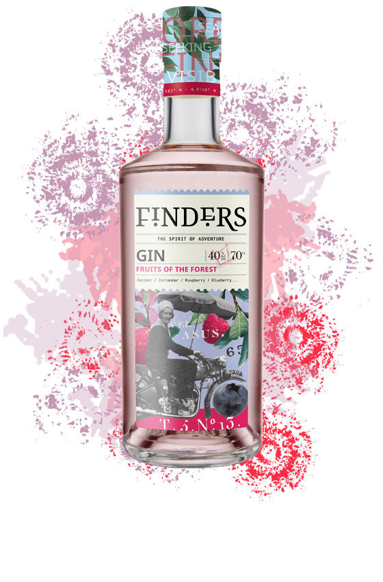 FRUITS OF THE FOREST Gin