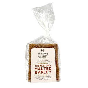 Theakston's Malted Barley Crackers