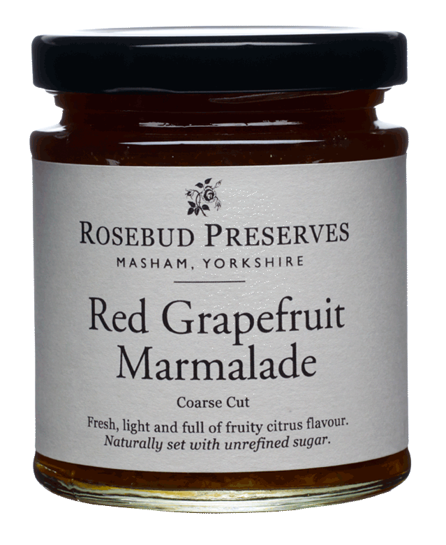 Red Grapefruit Marmalade