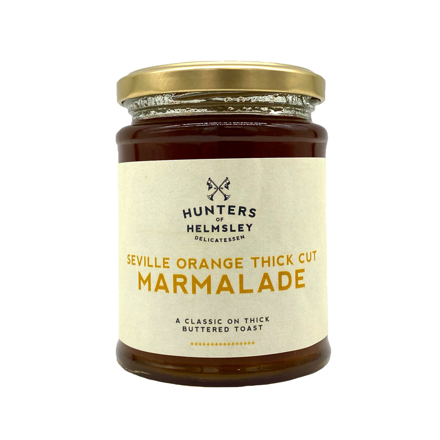 Seville Orange Thick Cut Marmalade