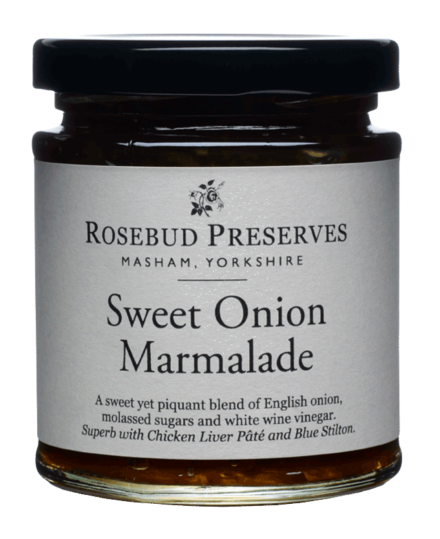 Sweet Onion Marmalade