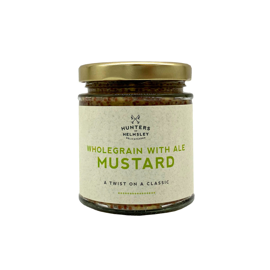Wholegrain with Ale Mustard