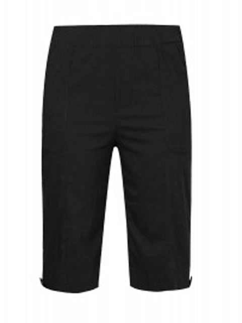 Acrobat Black Rolled Short