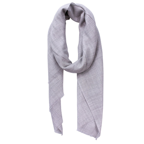 Bliss Silver Evening Scarf