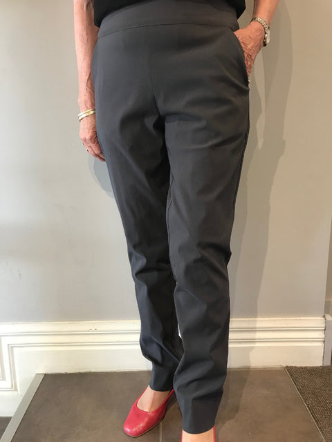 Gunmetal Slide Pocket Pant
