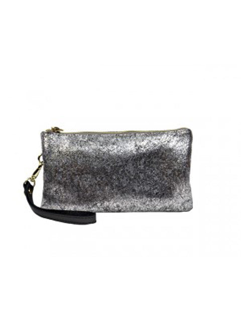 Nadia Silver Frost Bag