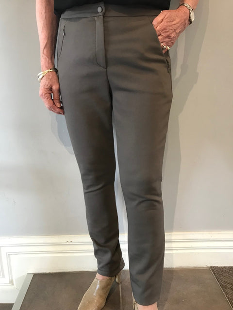 Mills Taupe Pant