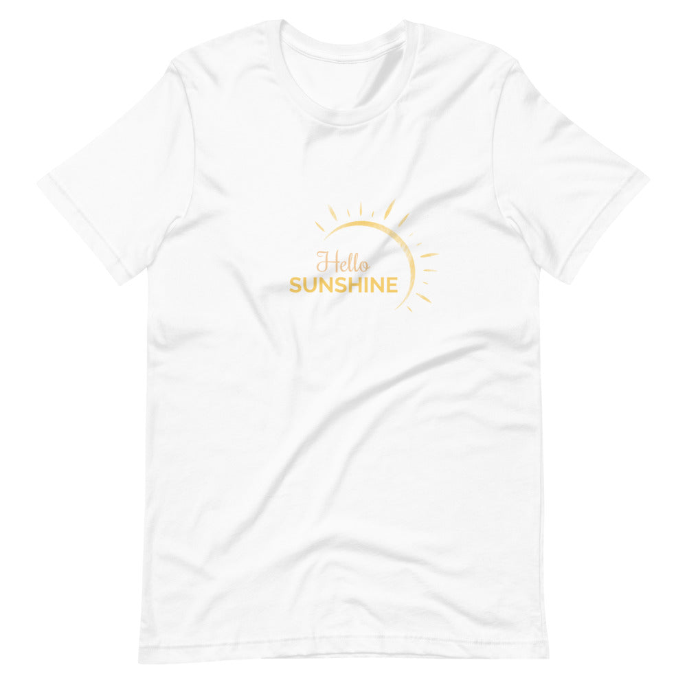 """Hello Sunshine"" T-Shirt"