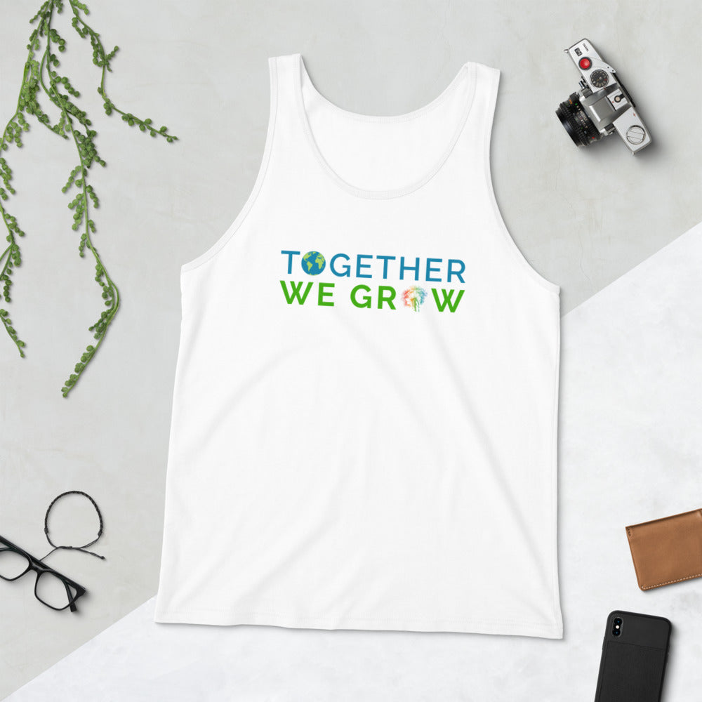 Together We Grow Tank Top