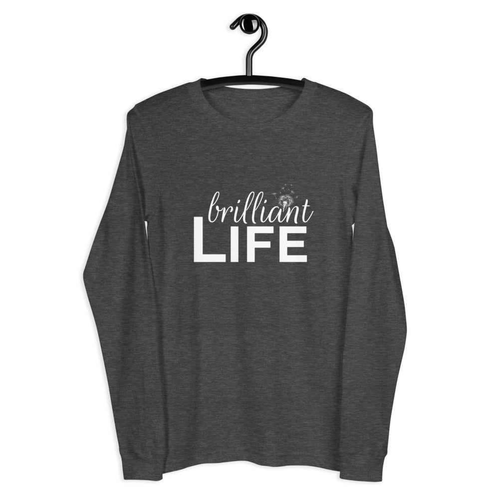 Brilliant Life Long Sleeve Tee