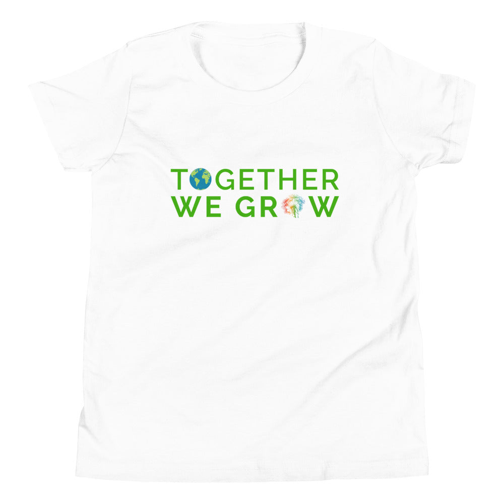 Together We Grow Youth T-Shirt
