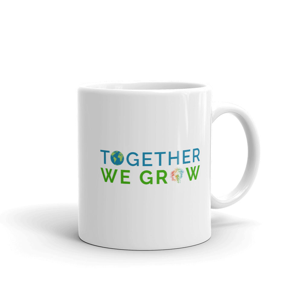 """Together We Grow"" Mug"
