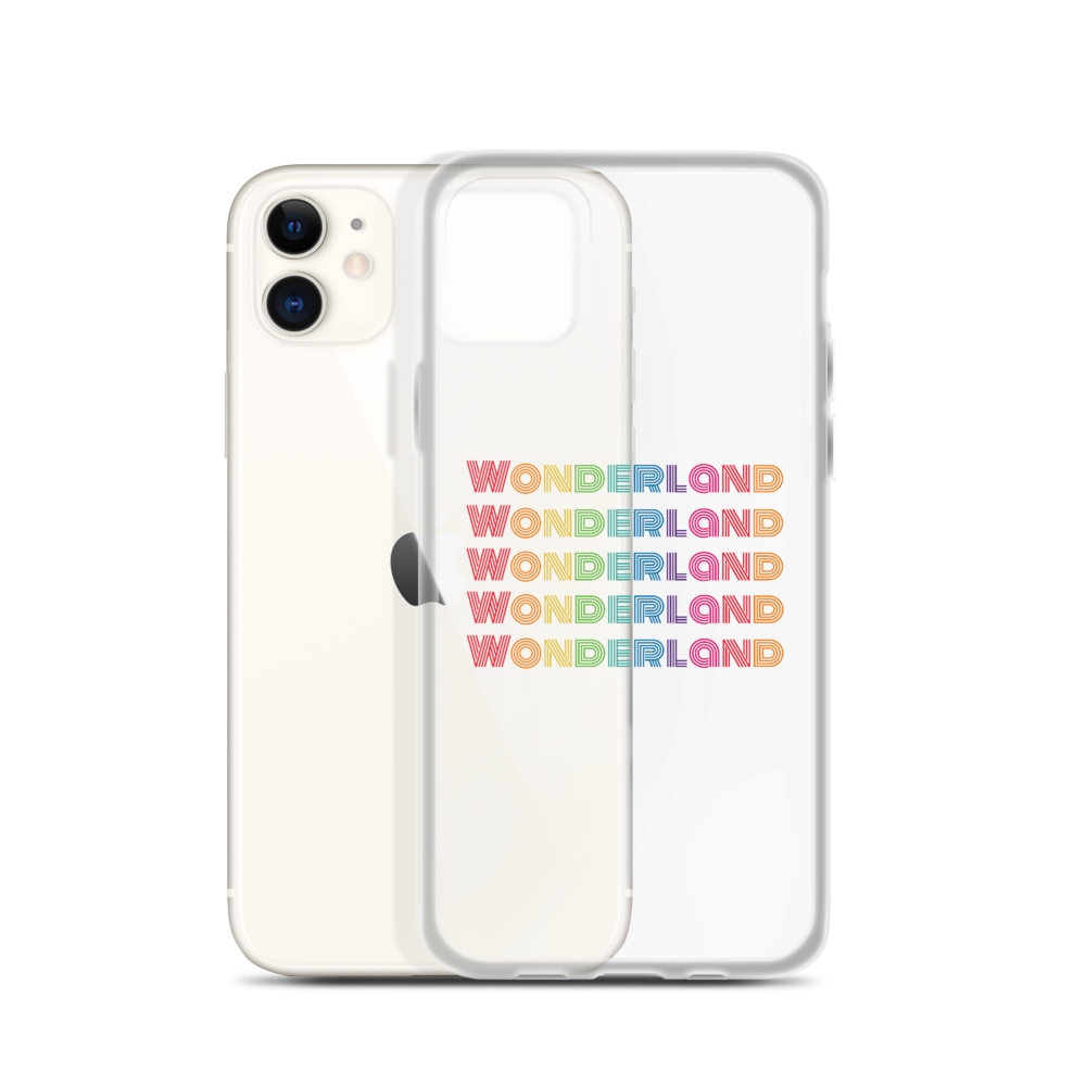 """Wonderland"" iPhone Case"