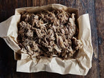Fire and Brimstone Pulled Pork (500g)