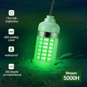 Led Deep Drop Fishing Light