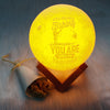 Fishing Moon Lamp - Special Product
