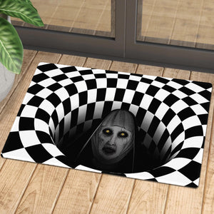 Valak Illusion Doormat