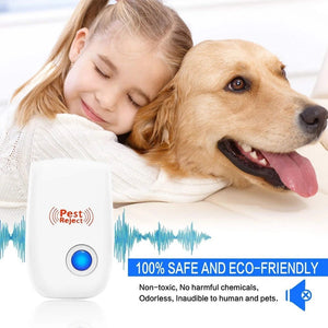 2020 Upgrated Ultrasonic Pest Repeller