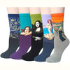 ARTSY SOCKS - SOCKS FOR CREATIVE SPIRITS