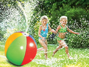 Inflatable Sprinkler Splash Ball