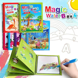 Water Coloring Books