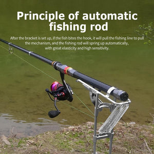 Auto Fishing Rod Holder