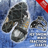 Ice Snow Walk Traction Cleats