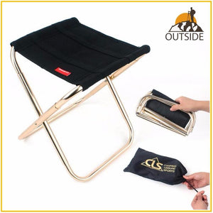 Ultralight Foldable Fishing Chair