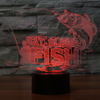 LED Fishing Habit Lamp