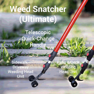 The Ultimate Weed Snatcher