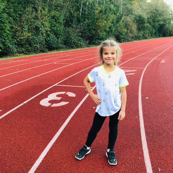 Ask an Athlete: Kids and Running