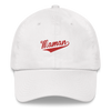 MAMAN-- Cap, Red Embroidery