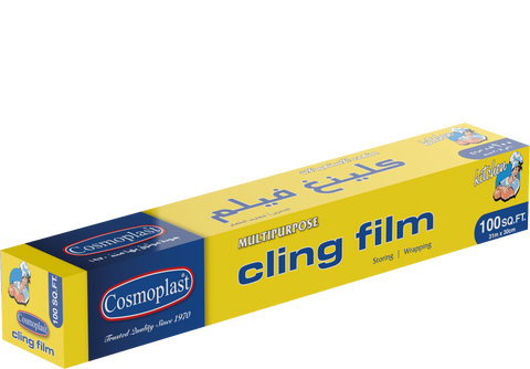 Cling Film 30 cm - 100 Sq. Ft.