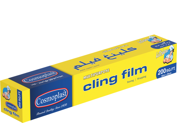 Cling Film 30 cm - 200 Sq. Ft.