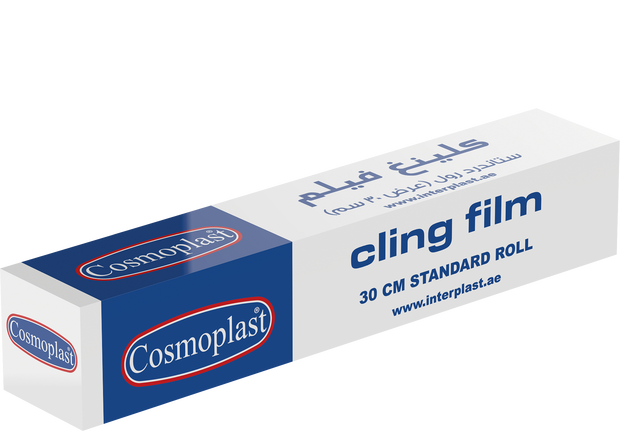 Cling Film 30 cm - Standard Roll