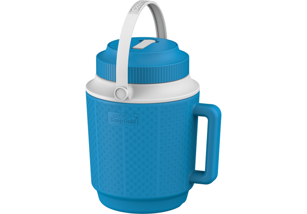 KeepCold 1/2 Gallon Plastic Water Cooler