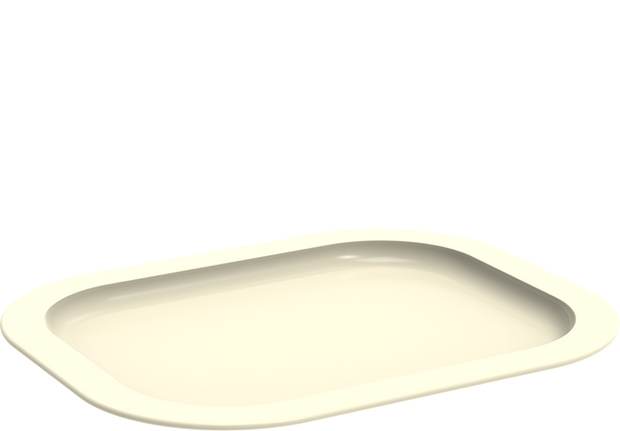 Serving Plastic Tray - Large