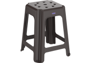 Square Plastic Stool