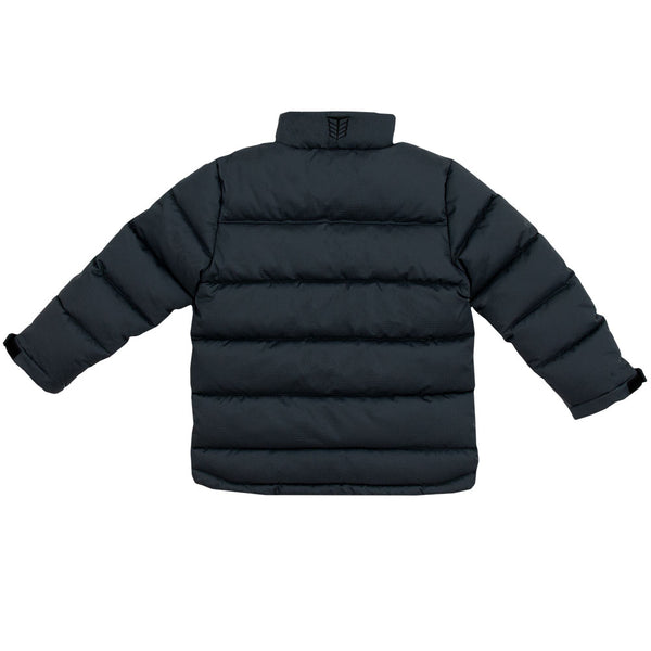 Toddler's Wide Quilt WarmTek™ Down Puffer Jacket - TB3127 - Tempco Clothing