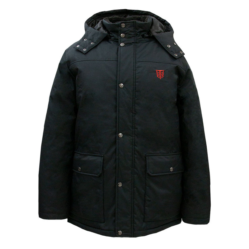 Men's Warmtek™ Down Parka Jacket - TM527 - Tempco Clothing