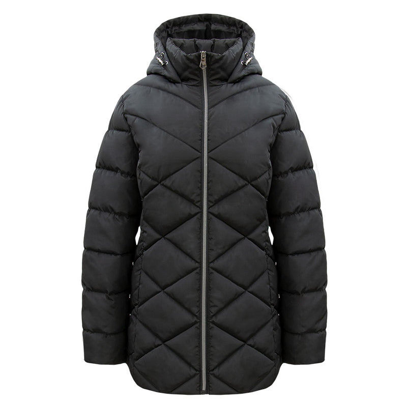 Women's Light Wear Warmtek™ Down Jacket - TL154301 - Tempco Clothing